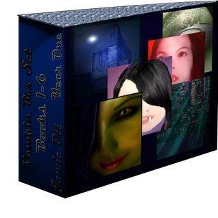 Vampin Box Set: Books 1-6 Jamie Ott