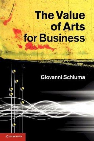 The Value of Arts for Business  by  Giovanni Schiuma