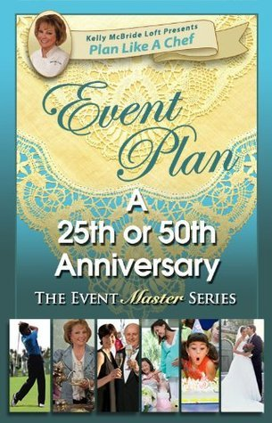 Event Plan a 25th or 50th Anniversary Party Kelly McBride Loft