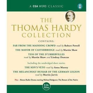 The Thomas Hardy Collection Thomas Hardy