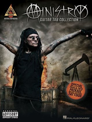 Ministry Guitar Tab Collection Hal Leonard Publishing Company