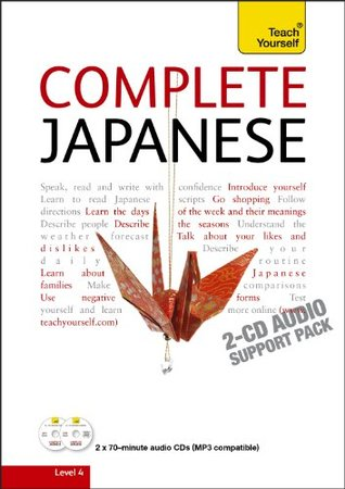 Complete Japanese: Teach Yourself Helen Gilhooly