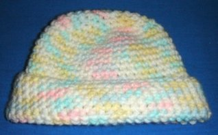 Baby Hat - Crochet for Babies 6 - 12 Months NTIS