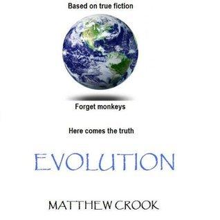 Evolution  by  matthew crook