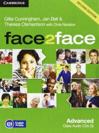 Face2face Advanced Class Audio CDs (3) Theresa Clementson