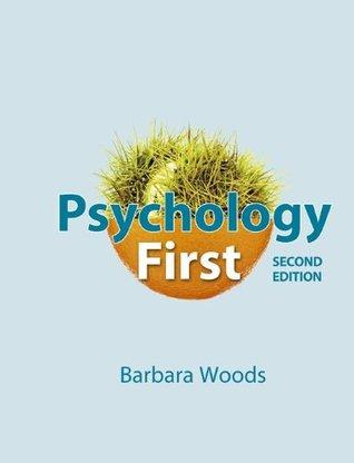 Psychology First Barbara Woods