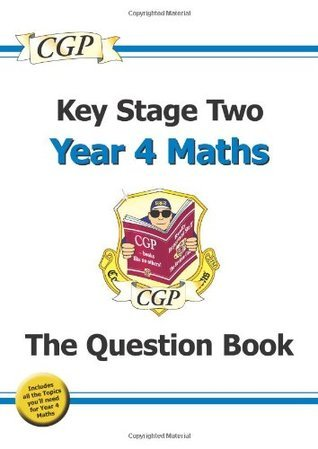 Ks2 Maths Question Book - Year 4 CGP Books