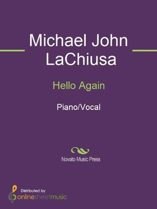 Hello Again  by  Michael John LaChiusa