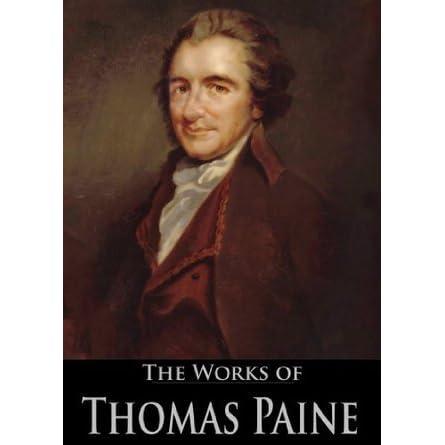 Thomas Paine's achievements