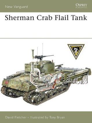 Sherman Crab Flail Tank  by  David Fletcher