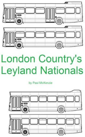 London Countrys Leyland Nationals  by  Paul McKenzie