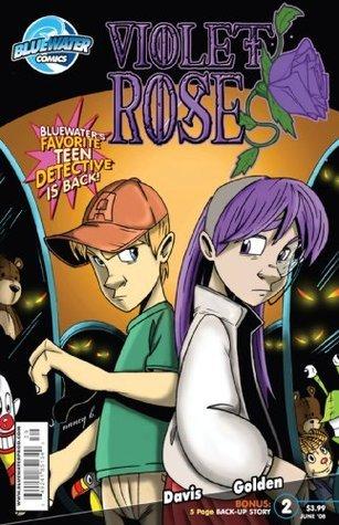Violet Rose #2  by  Emma Davis