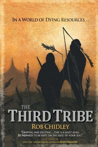 The Third Tribe Rob Chidley