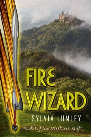 Fire Wizard  by  Sylvia Lumley