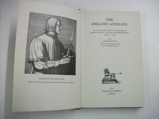 The English Achilles  by  Hugh Talbot