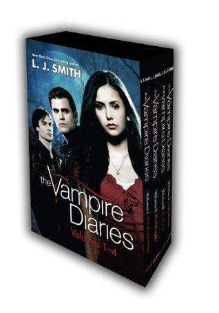 Vampire Diaries Box Set  by  L.J. Smith