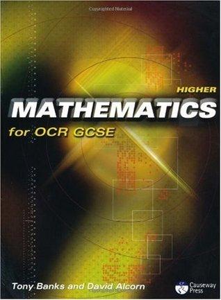 Mathematics for OCR Gcse  by  David Alcorn