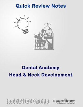 Dental Anatomy: Head and Neck Development (Quick Review Notes)  by  M. Roy