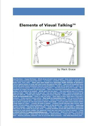 Elements of Visual Talking  by  Mark Grace