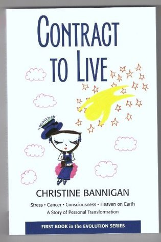 Contract To Live (The Evolution Series)  by  Christine Bannigan