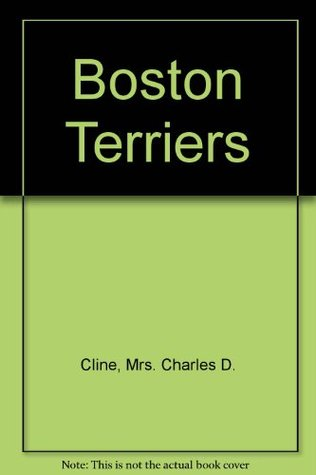 Boston Terriers  by  TFH Publications