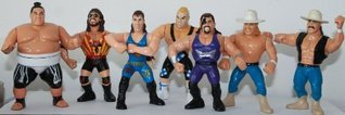 Kevs Toy Guide To WWF Hasbro Wrestling Figures  by  Kevin Williams