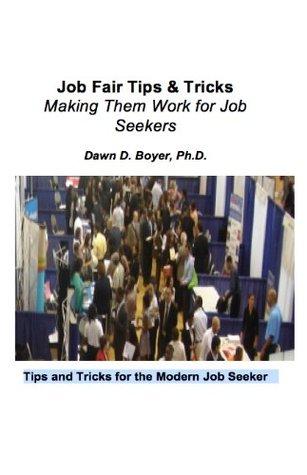 Job Fair Tips & Tricks  by  Dawn Boyer