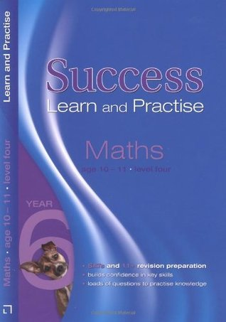 Maths Age 10-11 Level 4: Learn and Practise (Letts Key Stage 2 Success) Educational Experts