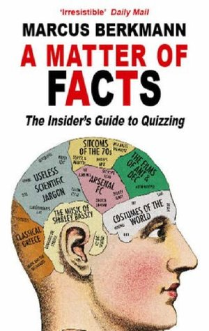 A Matter Of Facts: The Insiders Guide To Quizzing Marcus Berkmann