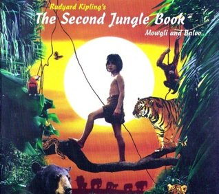 THE SECOND JUNGLE BOOK (non illustrated)  by  Rudyard Kipling