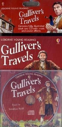 Gullivers Travels  by  Gill Harvey