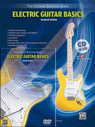 Electric Guitar Basics Mega Pack [With CD (Audio) and DVD]  by  Keith Wyatt