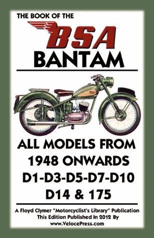 Book of the BSA Bantam W - A Haycraft - Lupton