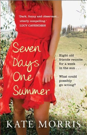Seven Days One Summer Kate Morris