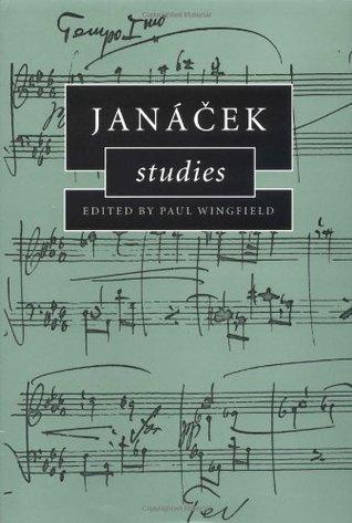 Janácek Studies Paul Wingfield