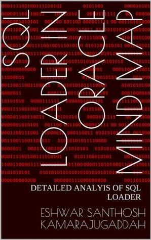SQL Loader in Oracle Mind Map Eshwar Santhosh Kamarajugaddah