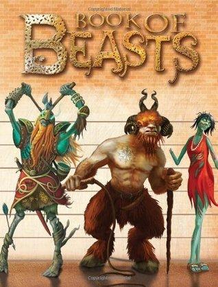 Book of Beasts ticktock