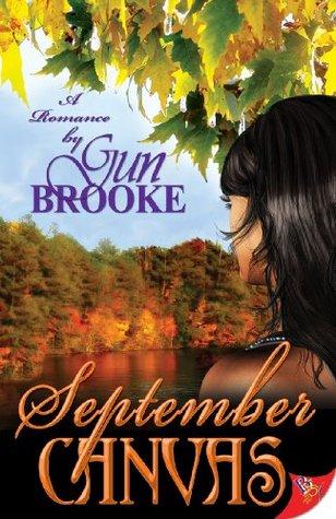 September Canvas  by  Gun Brooke