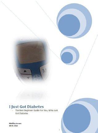 I Just Got Diabetes Mathias Jensen