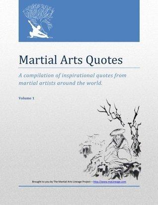 Martial Arts Quotes Tim   Johnson