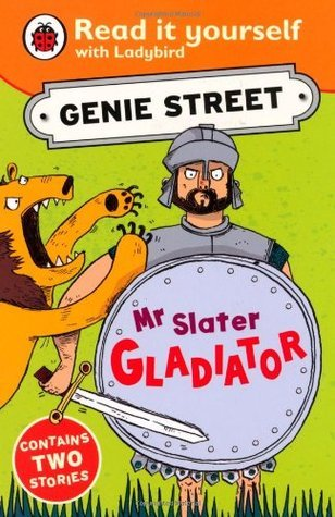 MR Slater, Gladiator. Richard Dungworth  by  Richard Dungworth