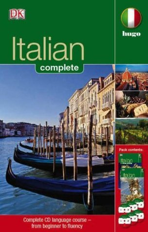 Italian Complete: Complete CD language course from beginner to fluency Milena Reynolds
