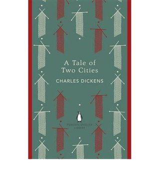 Tale of Two Cities a  by  Charles Dickens