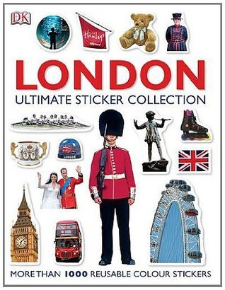 London Ultimate Sticker Collection  by  DK Publishing