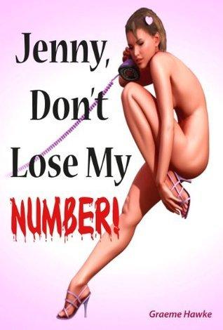 Jenny Dont Lose My Number! Graeme Hawke