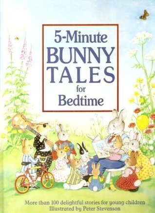 Five Minute Bunny Tales-Rep  by  Sally Sheringham