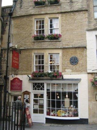The Saga of Sally Lunns Part 1: Bath Buns at Sally Lunns Alwyn Dow