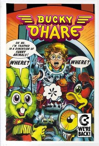Bucky OHare #1  by  Larry Hama