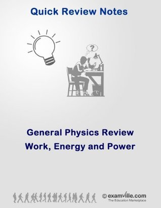 Work, Energy and Power (Quick Review Physics) (Quick Review Notes) A. Bindre