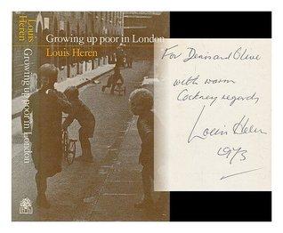 Growing Up Poor In London  by  Louis Heren